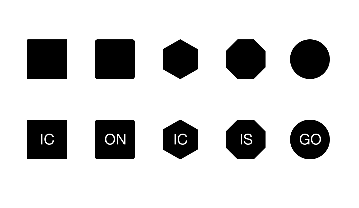 Iconic 1.7.0 shape icon